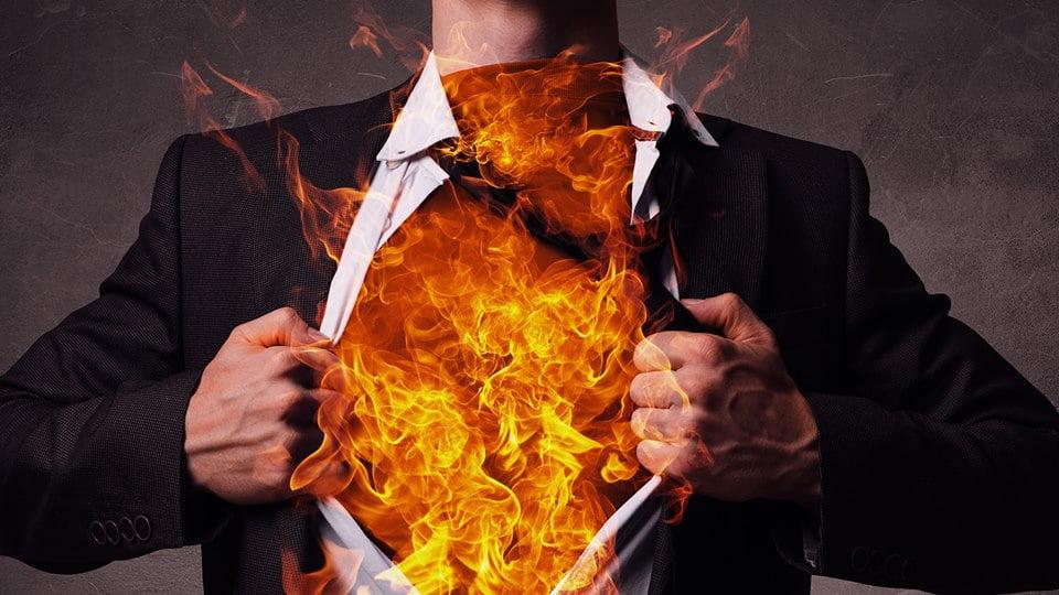Внутренний пожар: кто и почему сгорает на работе?